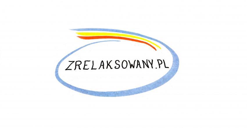 zrelaksowany logo