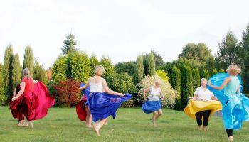 Wakacyjny obóz taneczny dla kobiet - Boginie tańczą