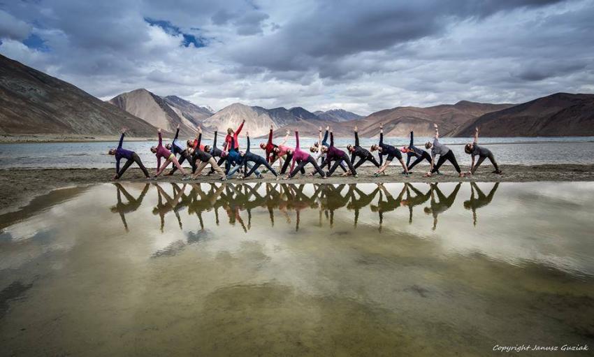 Wyprawa do Ladakhu z trekkingiem i jogą