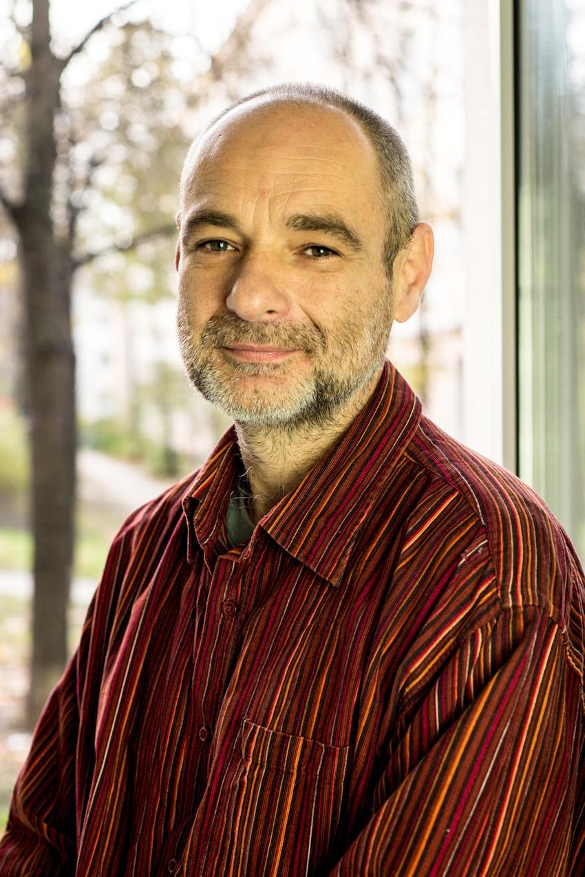 Ryszard Kulik, fot. Katarzyna Czajkowska