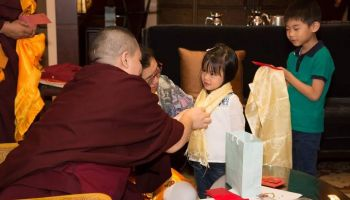Buddyjscy Nauczyciele: Nasz umysł w ogóle nie jest skomplikowany