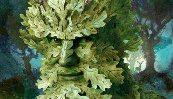 Płynąca z lasami: GREEN MAN // MĘSKIE JAKOŚCI // NADZIEJA DLA ZIEMI/Zdjęcie: irisharoundtheworld.com