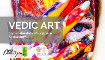 Vedic Art - malarska podróż w głąb siebie (Katowice)