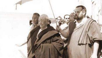 Buddyjscy Nauczyciele: Stabilność Umysłu