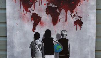 Płynąca z lasami: Brutalna prawda/Zdjęcie: Nme