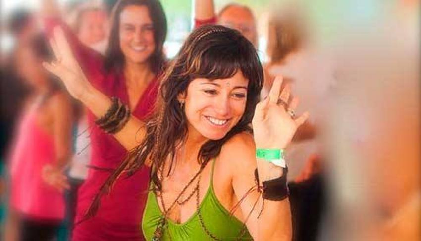 Zielona Tara. Intuicja, kreatywność i moc uzdrawiania /Santoshi/