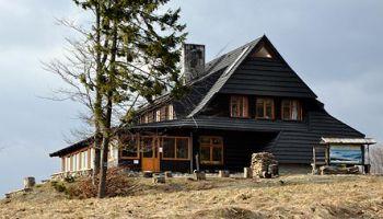 Bacówka nad Wierchomlą (schronisko górskie PTTK)