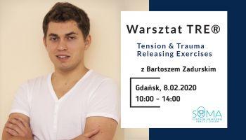 Warsztat TRE® (Tension & Trauma Releasing Exercises)