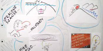 Początki - filozoficzno-rysunkowa galeria