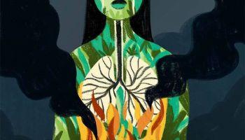 Płynąca z lasami: DZIECKO, KTÓRE NIE JEST WZIĘTE W OBJĘCIA PRZEZ SWOJĄ WIOSKĘ, SPALI JĄ, BY POCZUĆ JEJ CIEPŁO/Zdjęcie: Pinterest