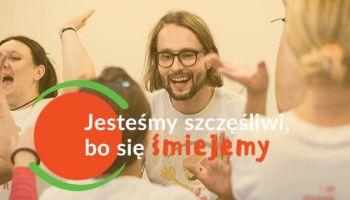 Joga Śmiechu - warsztaty w Olsztynie !