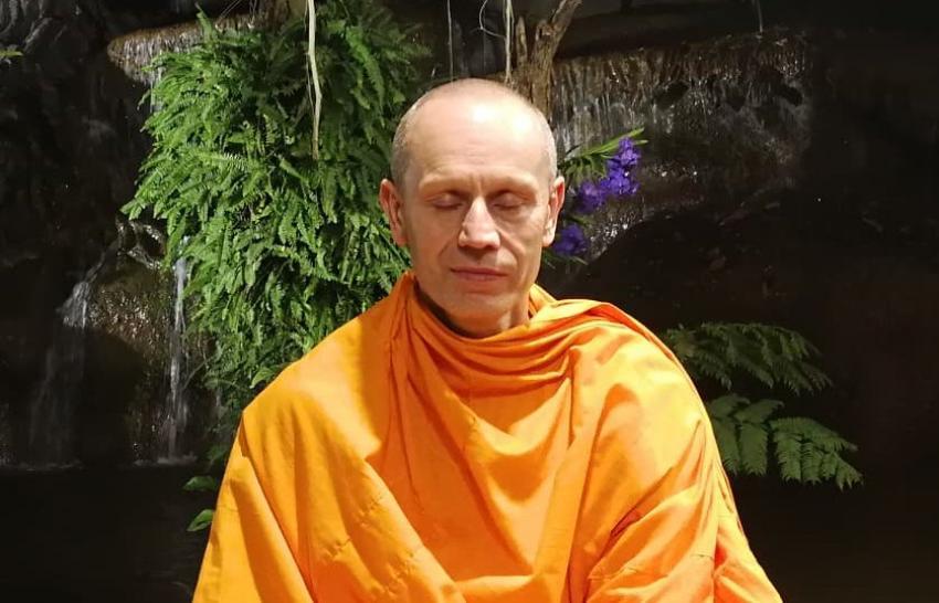 Z życia buddyjskiego mnicha Cezariusza Platty: Jak zacząć medytować?