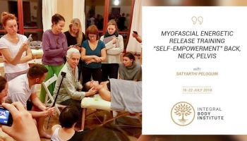 "Myofascial Energetic Release Training ""Self-Empowerment"""