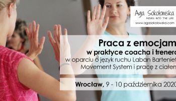 Praca z emocjami w praktyce coacha i trenera - język ruchu LBMS