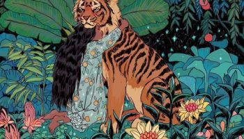 Płynąca z lasami: Ratujmy Planetę z miłości/Ilustracja: Em Niwa