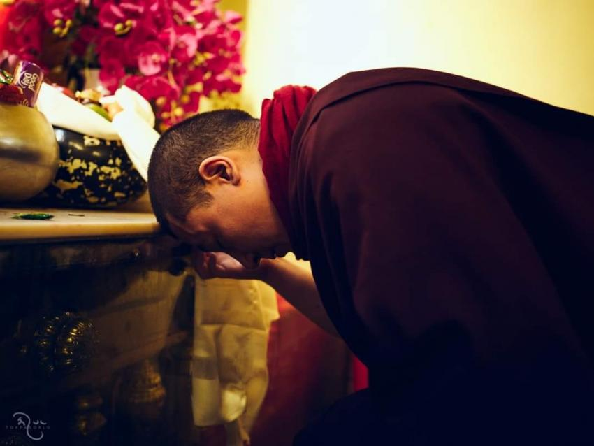 Buddyjscy Nauczyciele: Obudź się i zmądrzej