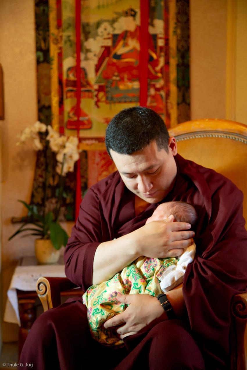 Buddyjscy Nauczyciele: Bogactwo wewnętrzne