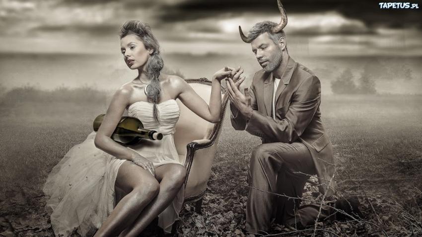 On i Ona Dobrze Ustawieni: Kiedy pomiędzy mężczyzną, a kobietą się udaje?