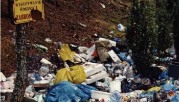 Ziemia - mój jedyny dom: Odpady