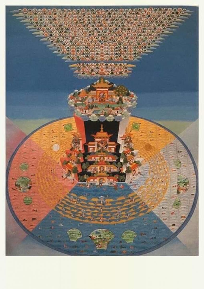 Buddyjscy Nauczyciele: Czego powinniśmy oczekiwać od praktyki nyndro?