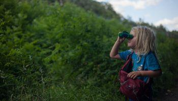 Płynąca z lasami: O PRAWIE DZIECI DO BYCIA W KONTAKCIE Z ŻYCIEM