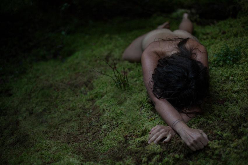 Płynąca z lasami: O CIAŁOODWADZE/Zdjęcie: Magdalena Szczoczarz photography