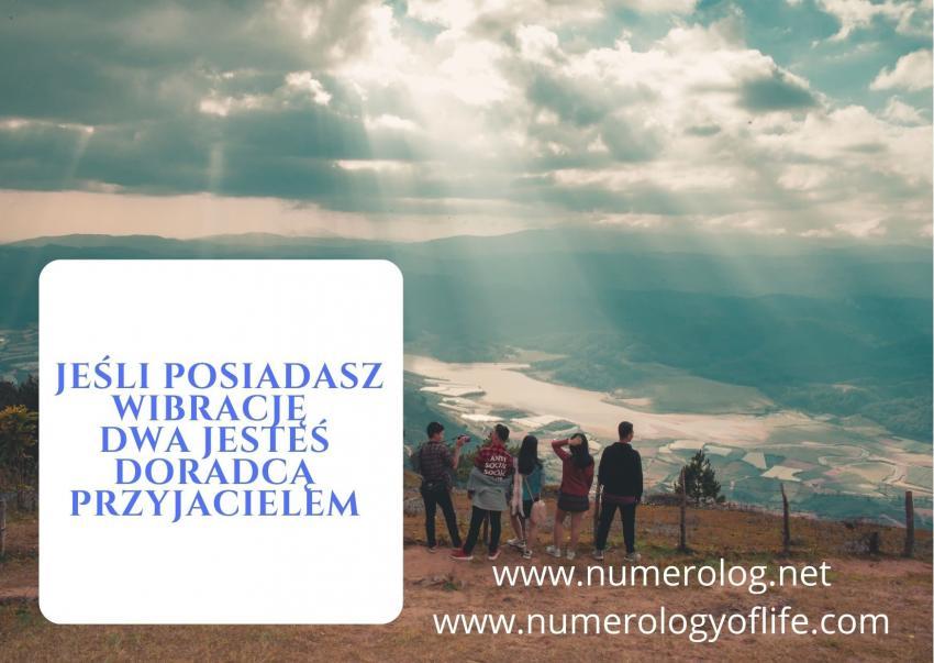 Przypowieści numerologiczne: Przypowieść o wibracji 2